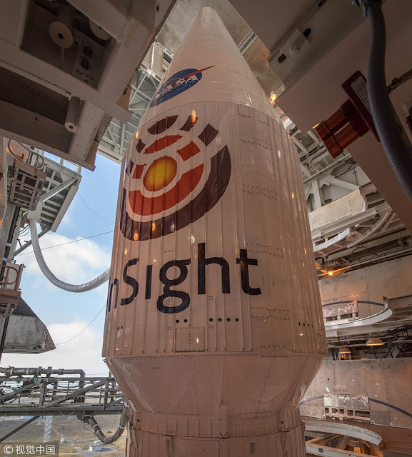 NASA to launch lander to Red Planet