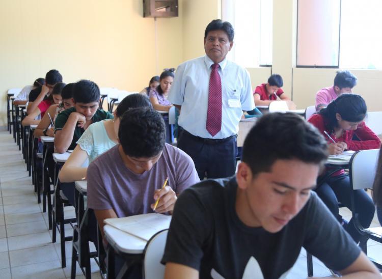 UNP: Distribución de aulas Segundo Examen IDEPUNP - Piura - www.unp.edu.pe