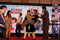 Star cast having fun at Sangeet Ceremony For movie Laali Ki Shaadi Mein Laaddoo Deewana (33).JPG