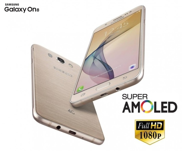 Harga dan Spesifikasi Samsung Galaxy On8