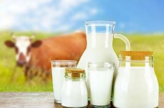 porque no tomar leche de vaca