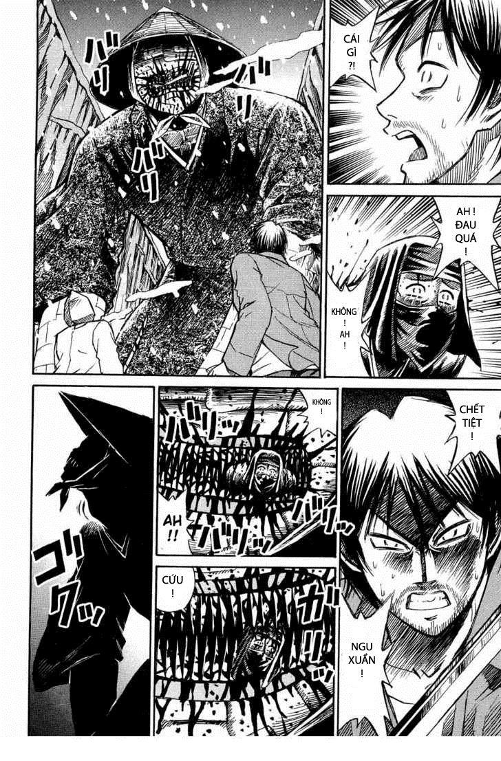 Higanjima chapter 73 trang 11