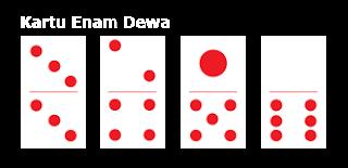 Kartu Enam Dewa Domino QQ Sahabatqq.com Aman dan Terpercaya