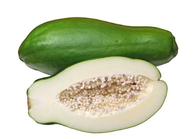 HEALTH TALK: Unripe Paw Paw, A Cure To Ulcer
