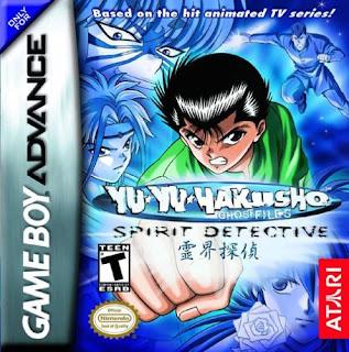 Yu Yu Hakusho: Spirit Detective ( BR ) [ GBA ]