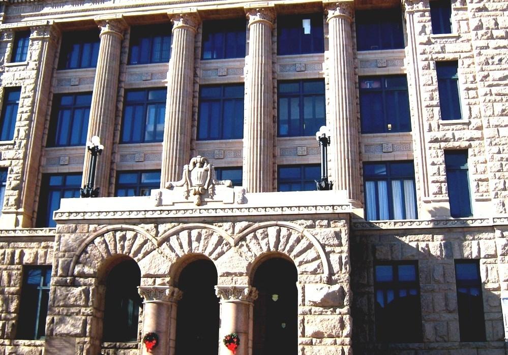 Lamar County, Texas - Lamar County Court