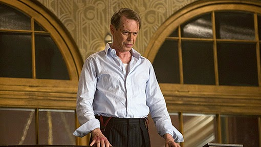 Steve Buscemi afronta la recta final de Boardwalk Empire