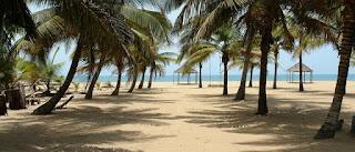 Coconut Beach, Badagry-typearls