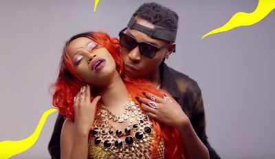 Video Sheebah X Solidstar - Nze Wuwo