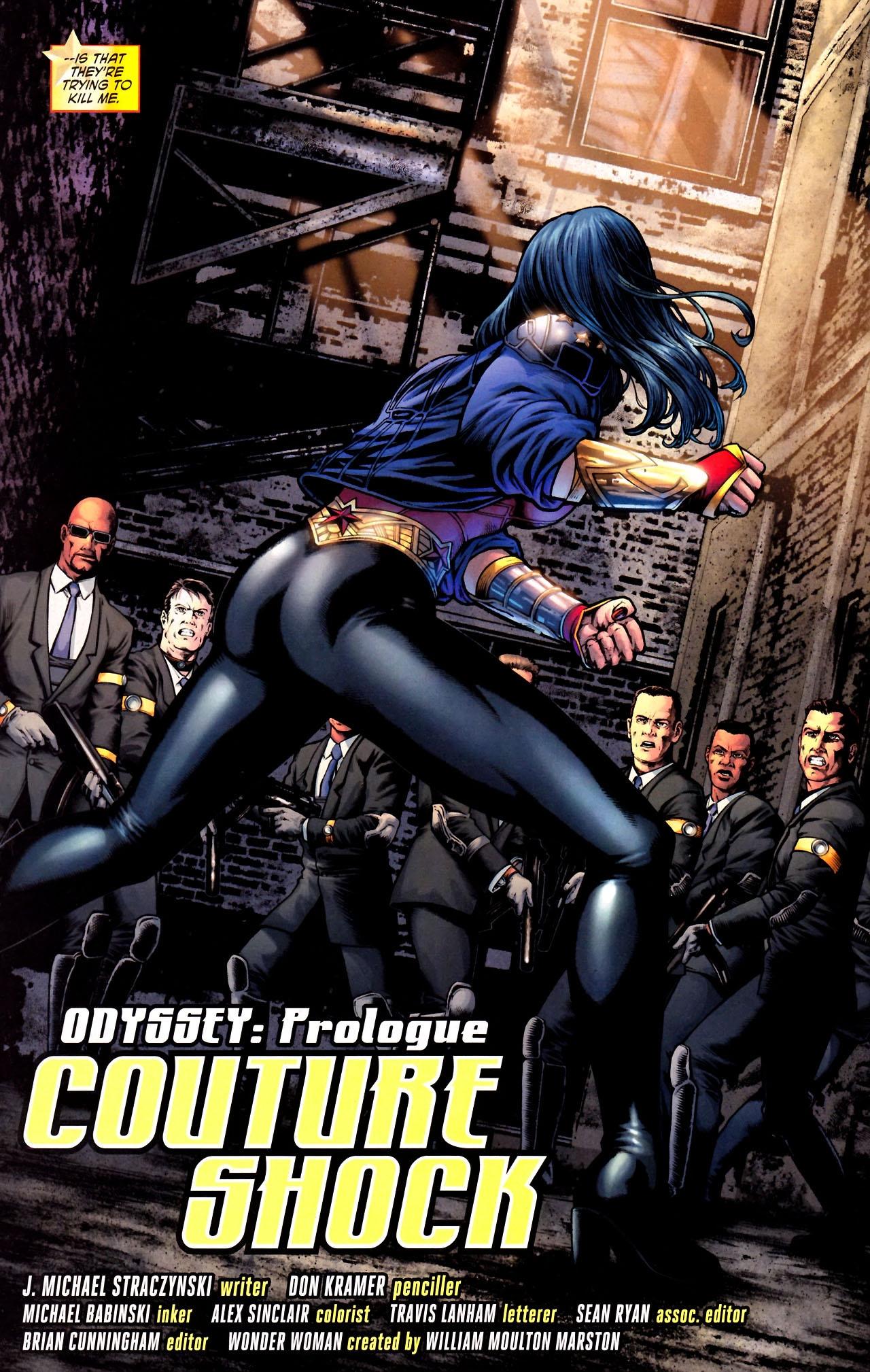 Read online Wonder Woman (2006) comic -  Issue #600 - 37