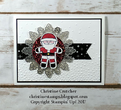 Stampin Up Cookie Cutter Christmas