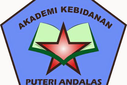 Pendaftaran Mahasiswa Baru Akademi Kebidanan Puteri Andalas-PADANG 2021-2022