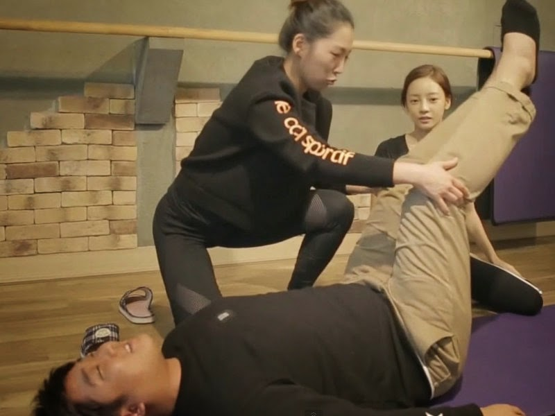 Goo Hara Workout Manager