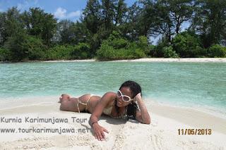 tempat wisata pantai cemara besar