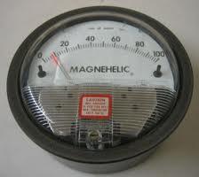 Magnehelic Pressure