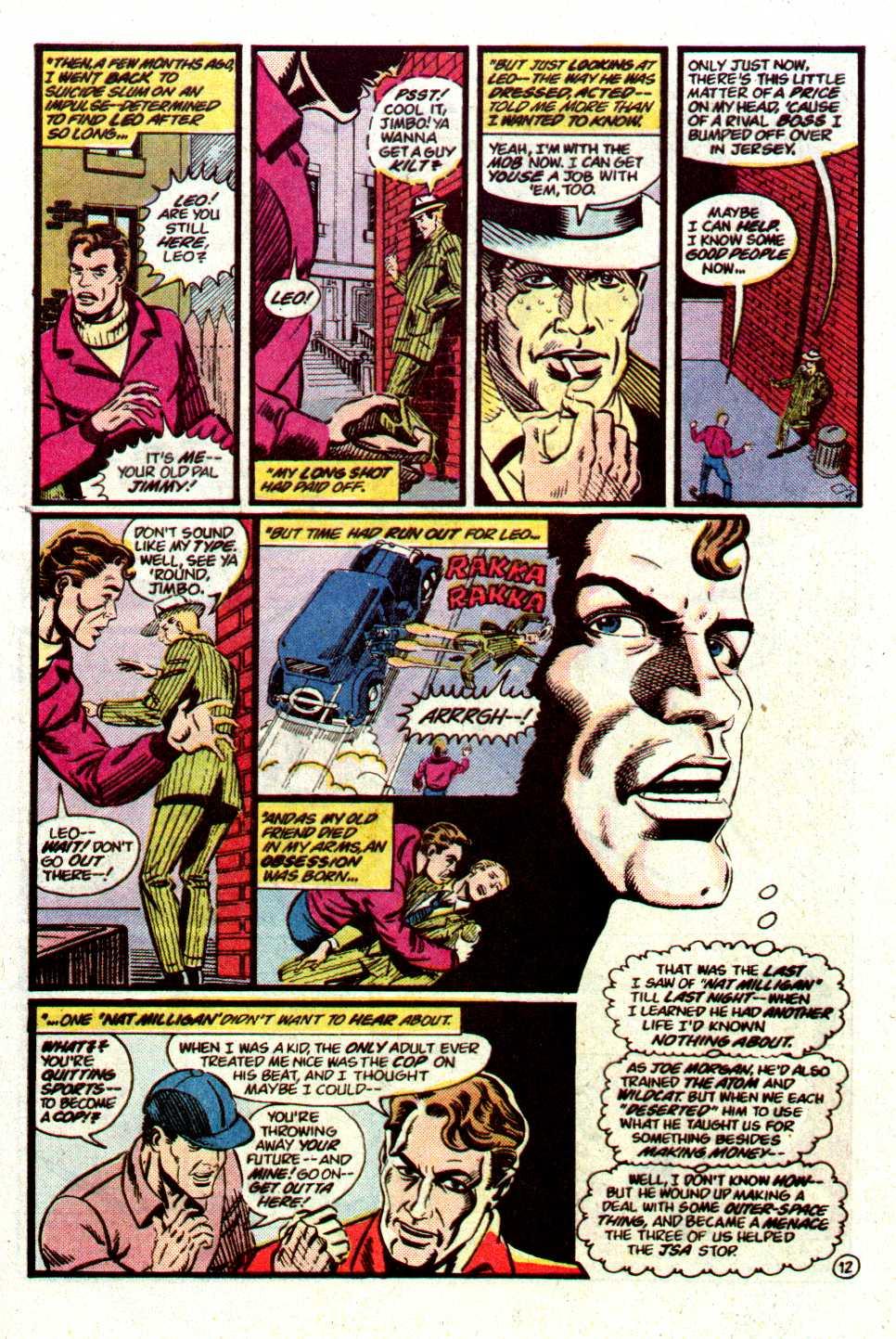 Read online Secret Origins (1986) comic -  Issue #19 - 33