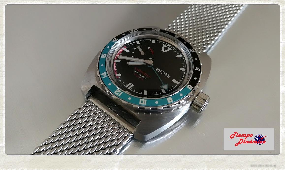 0ebf91a6f758 ... foro de relojes rusos de Relojes Especiales. Un Amphibia siempre es más  de lo que aparenta
