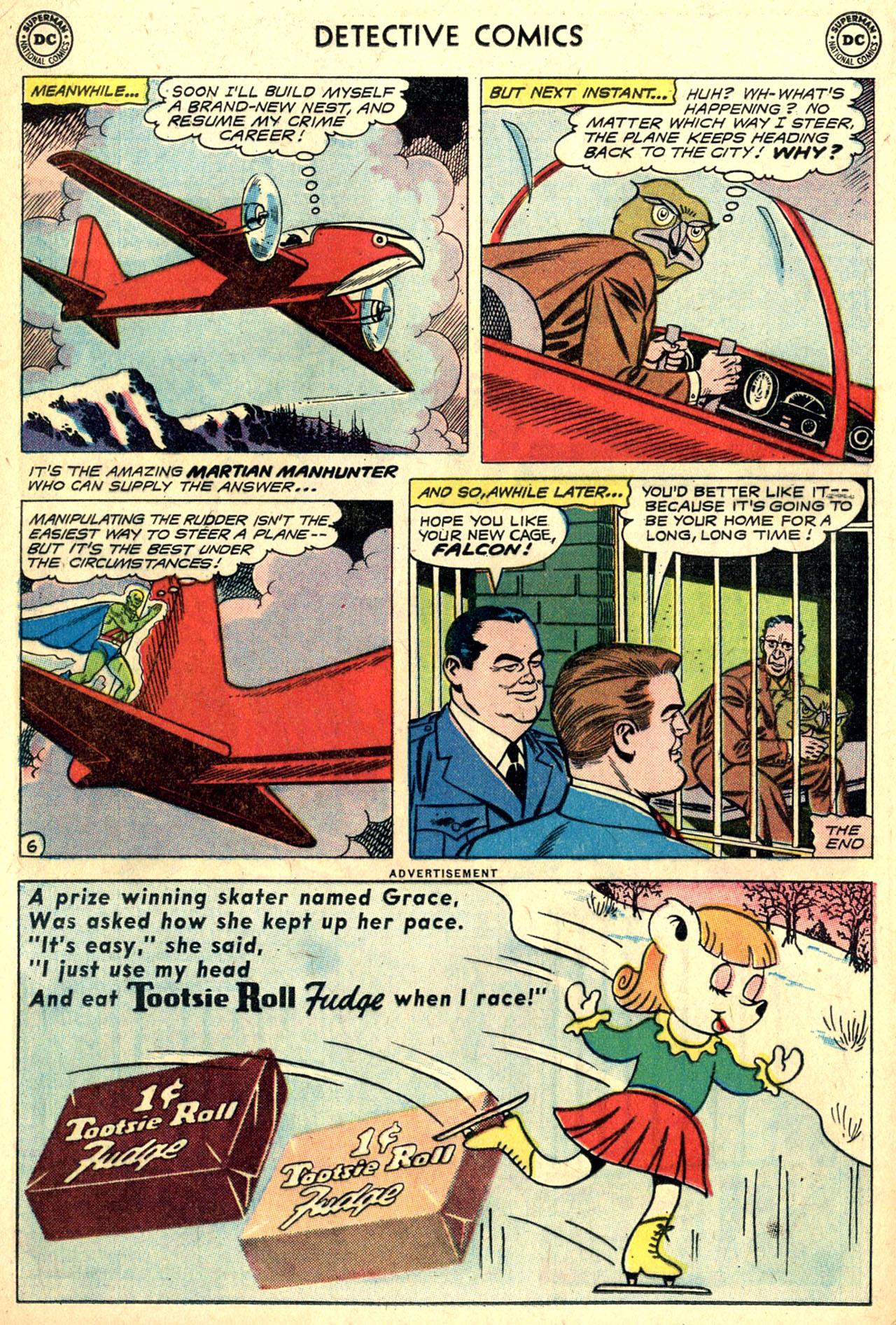 Read online Detective Comics (1937) comic -  Issue #265 - 32