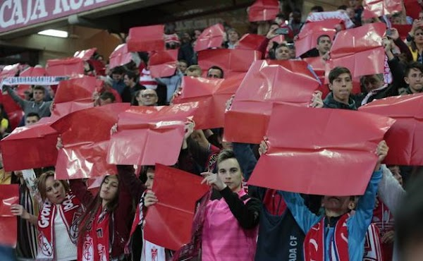 El Granada contará con 1.000 aficionados este sábado ante el Málaga