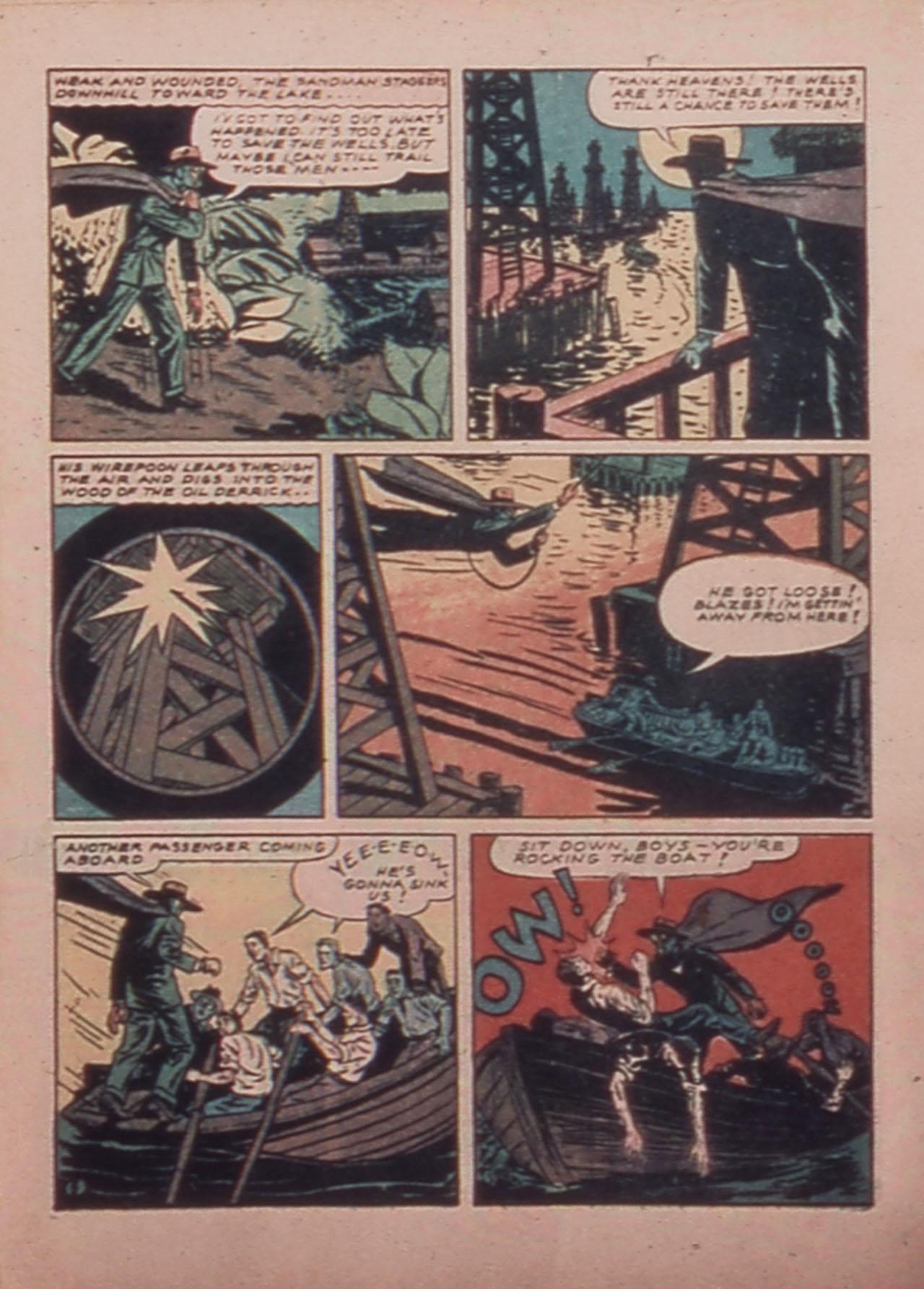 Read online All-Star Comics comic -  Issue #9 - 30