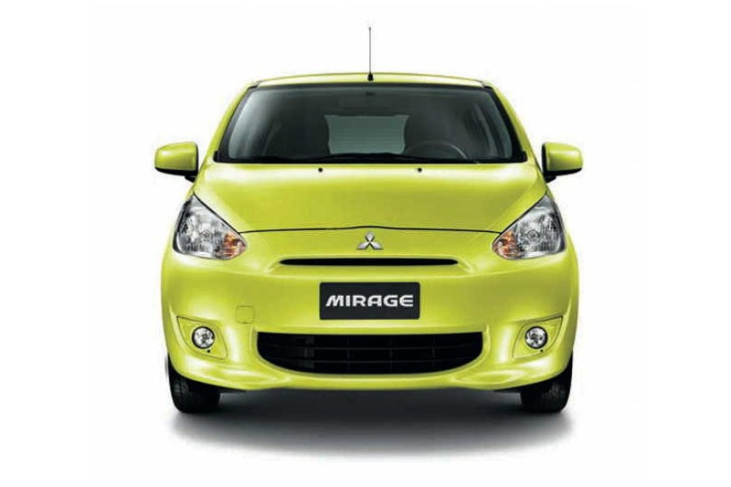 Mitsubishi motor philippines launches mirage philippine Mitsubishi motors philippines