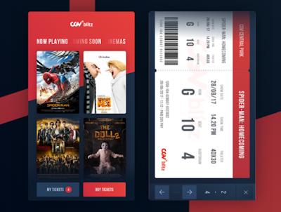 Cara Mengatasi Collect Tiket CGV Tidak Keluar