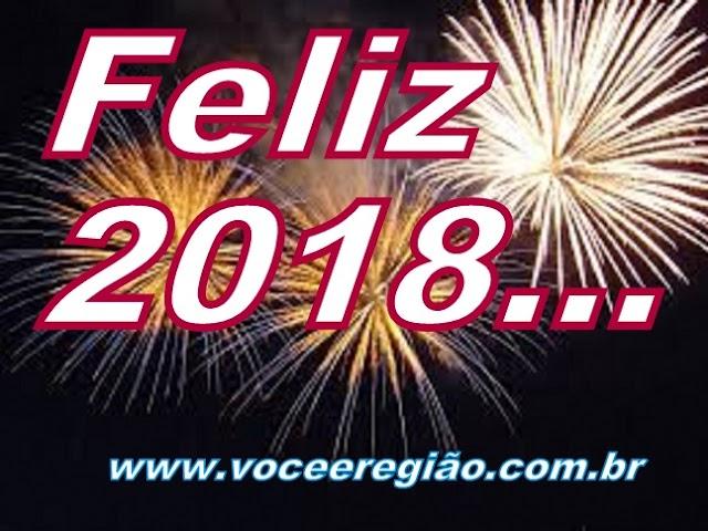 Feliz 2018!!!