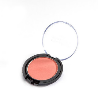 Makeup Revolution powder blusher in Treat