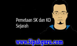 Pemetaan SK dan KD Sejarah | Pemetaan SK, KD