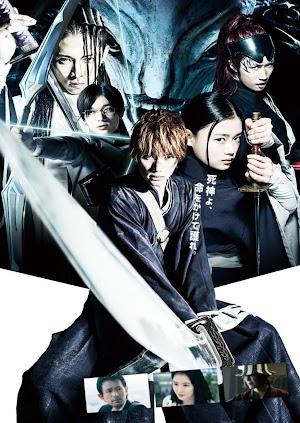 Bleach - Live Action | Lat/Cast/Jap+Sub | WEB-DL| MKV-1080p
