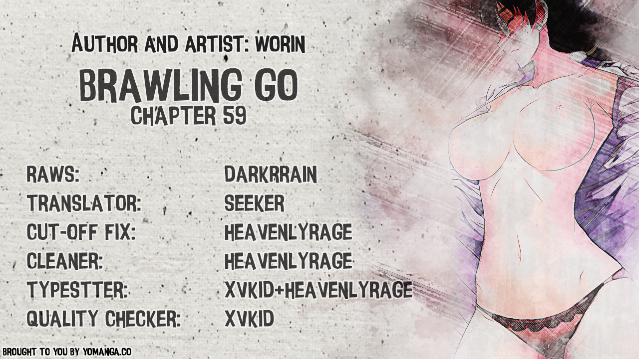 Brawling Go - Chapter 61