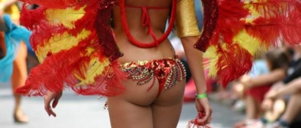 ΡΟΖ βίντεο από το Πατρινό καρναβάλι