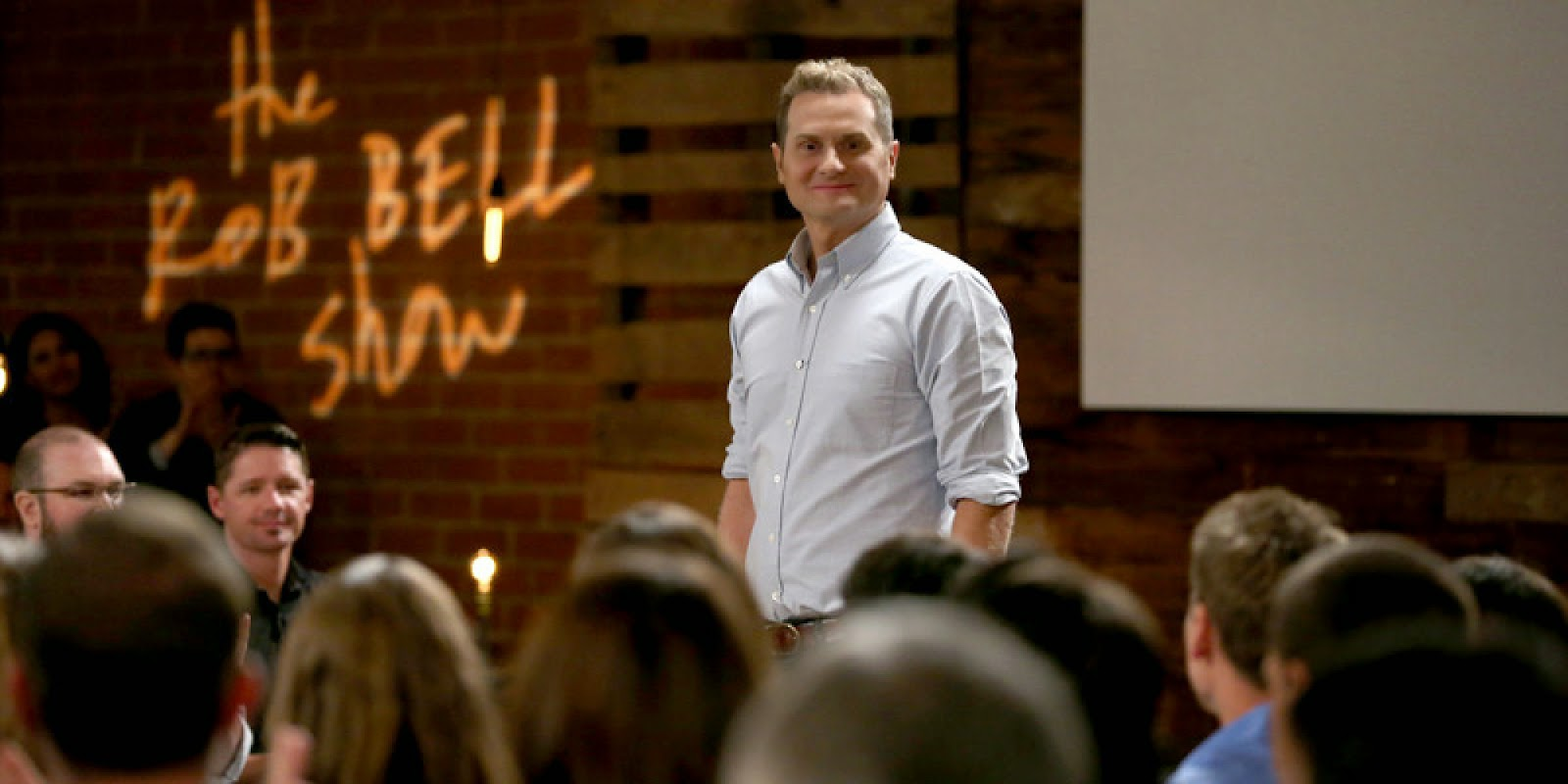 Remarkable, Rob bell sex god chapters