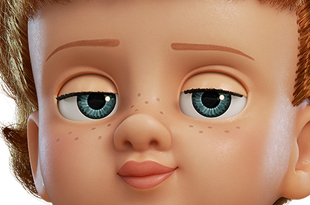 Toy Story 4 Gabby Gabby Eyes