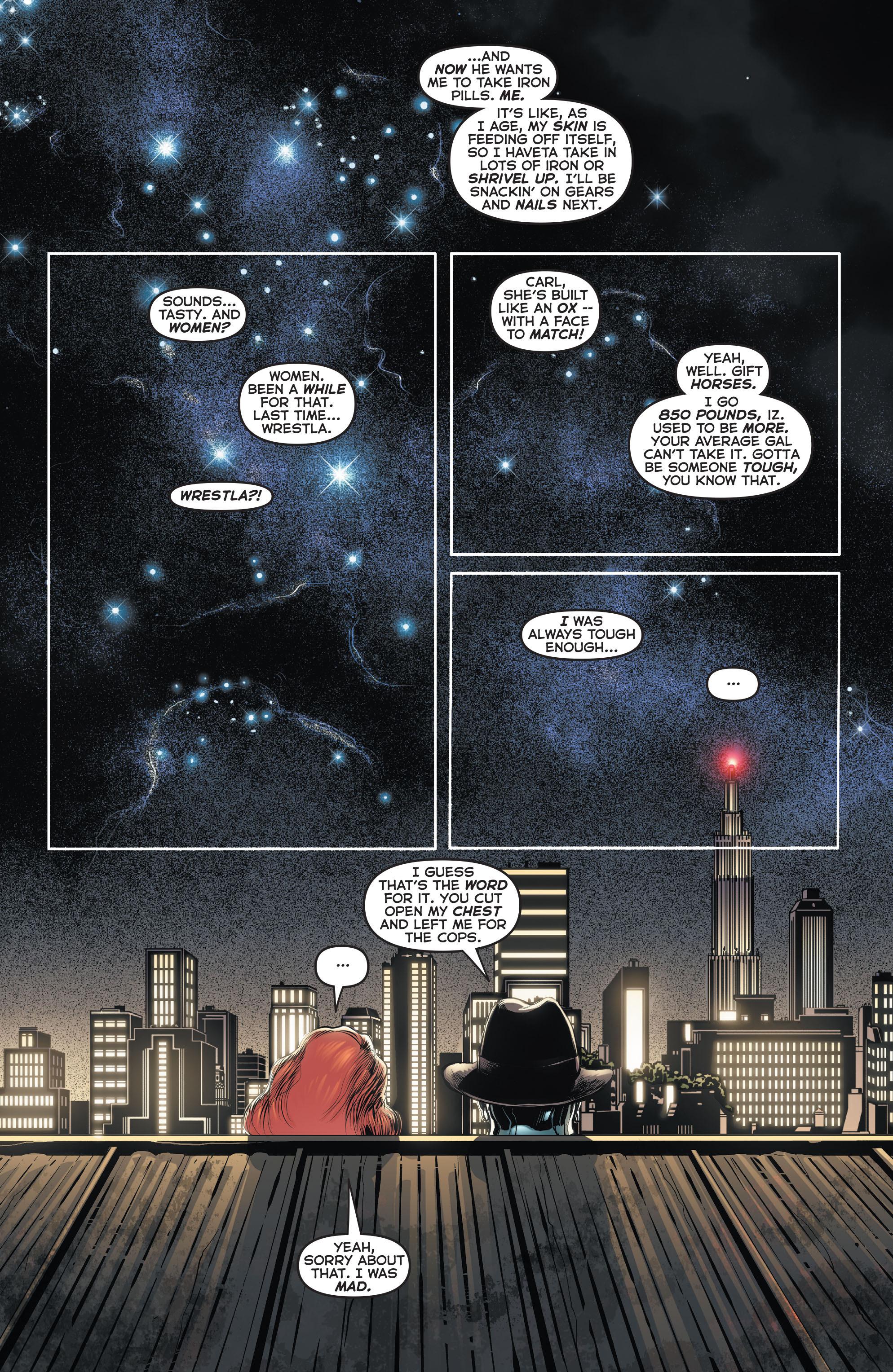 Read online Astro City comic -  Issue #33 - 2