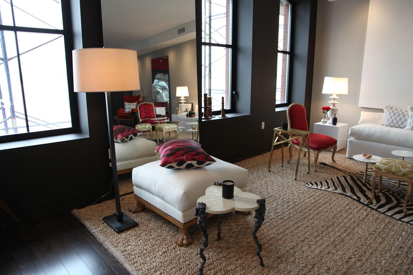 Antony Todd Sofa Brown Colour Leather Minima Home Hearst Designer Visions
