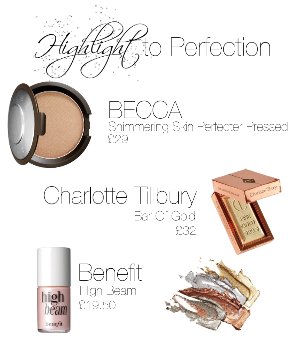 Highlight to Perfection // Georgi Simpson