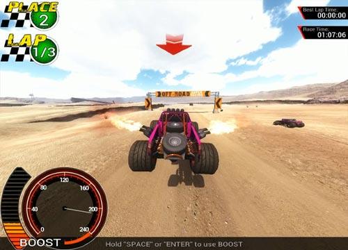 تحميل لعبة السيارات الخارقة وسباق الطرق الوعرة Off Road Super Racing برابط مباشر