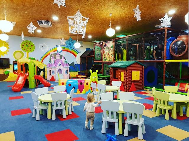 Deli Park-edukacyjne miejsce z bawialnią dla dzieci