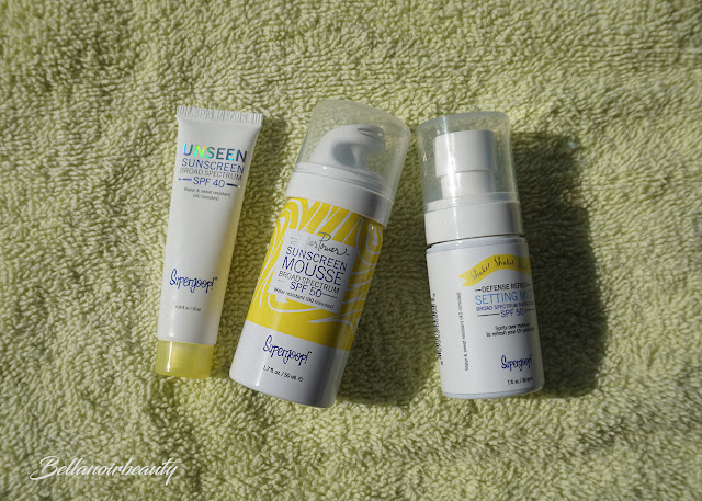Supergoop But First, Sunscreen Kit | bellanoirbeauty.com