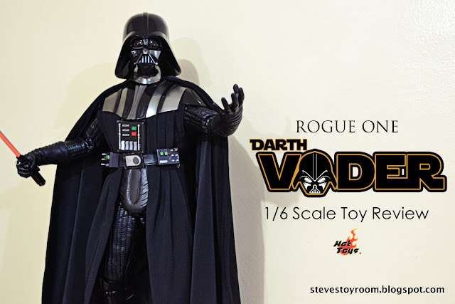 darth vader hot toys rogue one