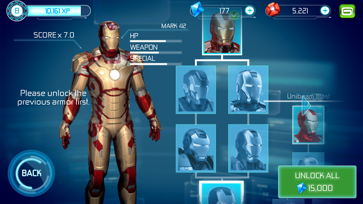 New 'Iron Man 3: The Official Game' - Available for iOS and Android