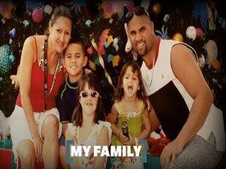 Albert Pujols Family