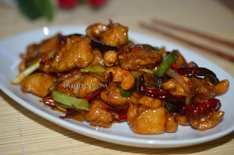Ayam 3 Rasa Ala Thai - hybrid art