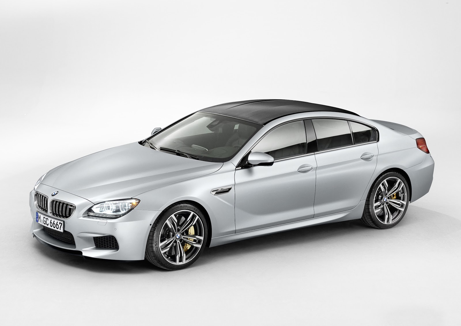 The New Bmw M6 Gran Coupe Released Gallery Bmw Markham