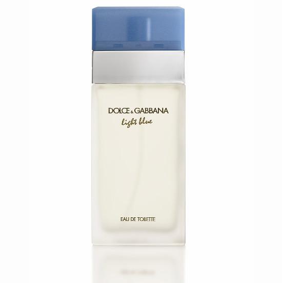 9fd7eca84 عطر لايت بلو النسائي دولتشي غابانا Dolce Gabbana Light Blue Women