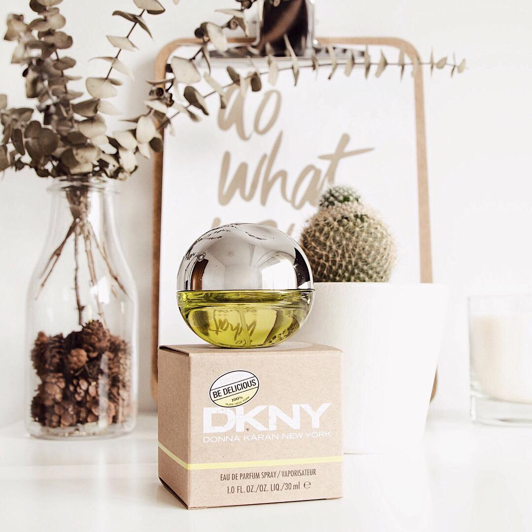Opinion de la fragancia Be Delicious de DKNY
