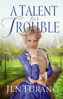 book review talent for trouble