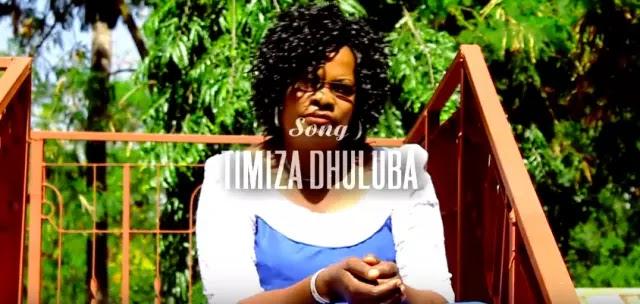 Download Video | Lucy Japheth - Tuliza Dhuluba