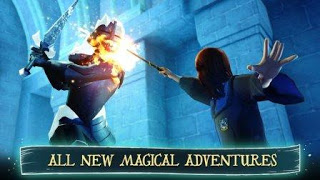 Update Harry Potter Hogwarts Mystery Mod Apk v1.7.4 (Infinite Energy) android